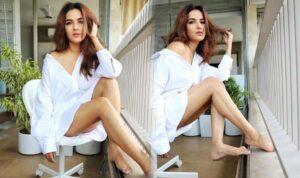 Jasmin Bhasin Hot Photoshoot