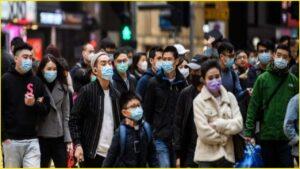 चीन में कोरोना वायरस संक्रमण