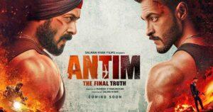 Antim Movie New Release Date